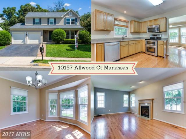 10157 Allwood Court, Manassas, VA 20110 (#MN10056191) :: Pearson Smith Realty