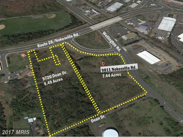 9811 Nokesville Road, Manassas, VA 20110 (#MN10125149) :: Pearson Smith Realty