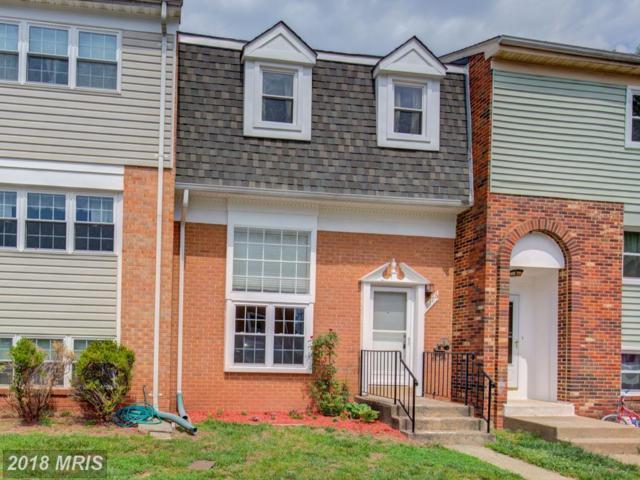 9176 Laurelwood Court, Manassas, VA 20110 (#MN10239524) :: The Gus Anthony Team
