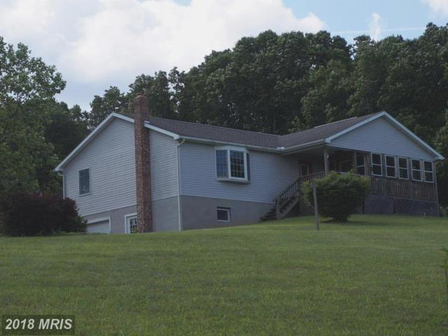 154 New Hope Acres Drive, Berkeley Springs, WV 25411 (#MO10131836) :: The Gus Anthony Team