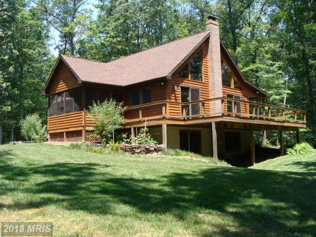 4173 Woodmont Road, Great Cacapon, WV 25422 (#MO10213765) :: Hill Crest Realty