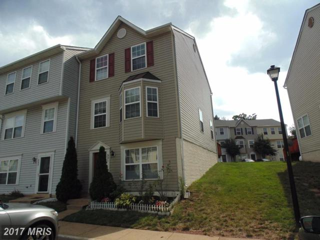 331 Moseby Court, Manassas Park, VA 20111 (#MP10008217) :: LoCoMusings