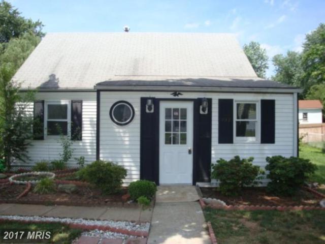 132 Evans Street, Manassas Park, VA 20111 (#MP10029138) :: Pearson Smith Realty