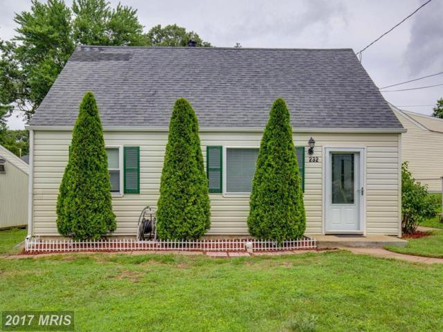 232 Cabbel Drive, Manassas Park, VA 20111 (#MP10029194) :: Pearson Smith Realty