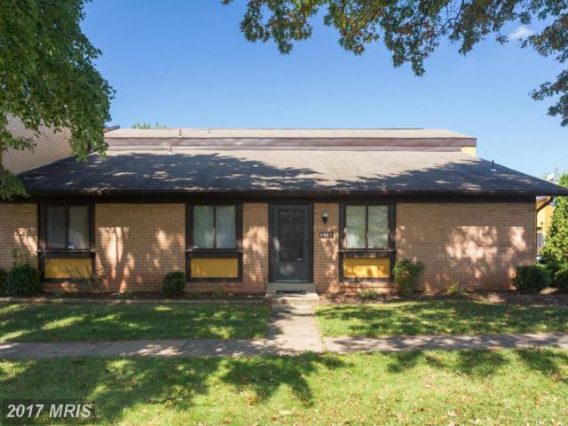 8665 Madera Court #8665, Manassas Park, VA 20111 (#MP10060184) :: The Putnam Group