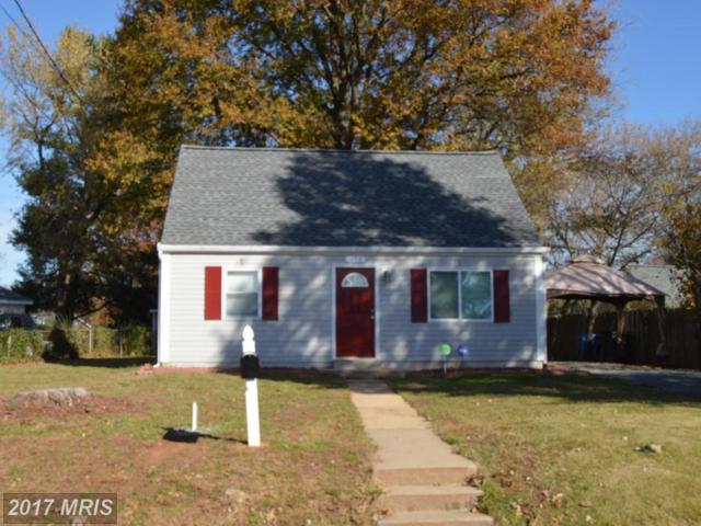 108 Forrest Street, Manassas Park, VA 20111 (#MP10107814) :: Pearson Smith Realty
