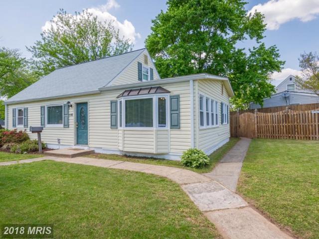 116 Manassas Drive, Manassas Park, VA 20111 (#MP10237084) :: Advance Realty Bel Air, Inc