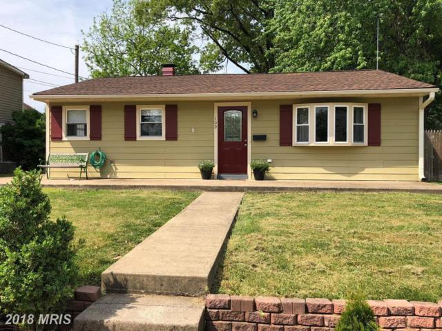 109 Tremont Street, Manassas Park, VA 20111 (#MP10239141) :: Advance Realty Bel Air, Inc