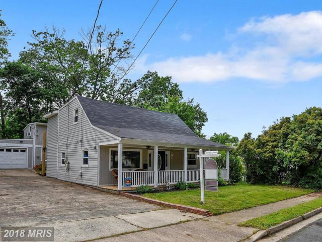 121 Tremont Street, Manassas Park, VA 20111 (#MP10249053) :: Advance Realty Bel Air, Inc