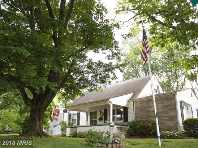 107 Courtney Drive, Manassas Park, VA 20111 (#MP10251503) :: Advance Realty Bel Air, Inc