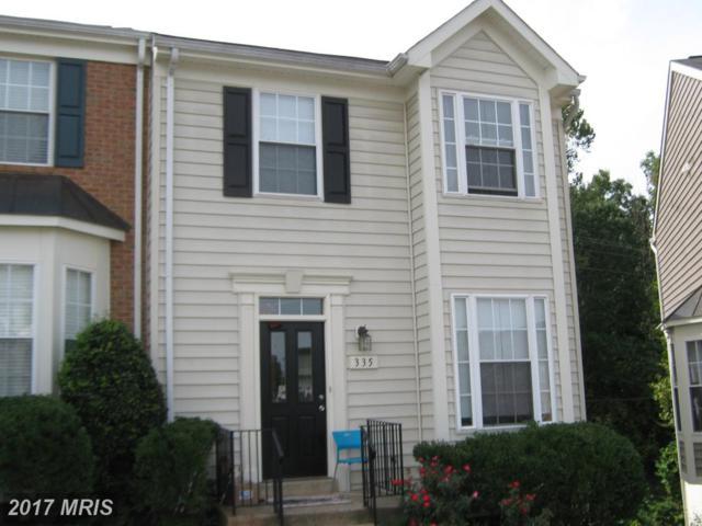 335 Kirby Street, Manassas Park, VA 20111 (#MX10100269) :: Pearson Smith Realty