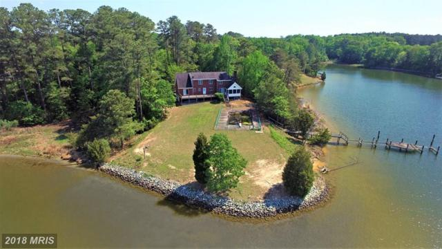 256 Mill Crest Lane, Callao, VA 22435 (#NV10348600) :: The Withrow Group at Long & Foster