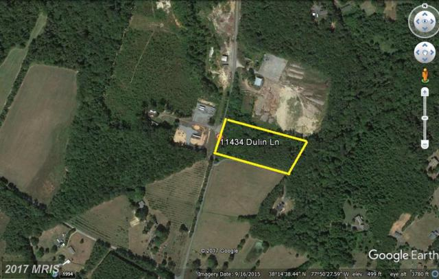 11434 Dulin Lane, Locust Grove, VA 22508 (#OR10011211) :: Green Tree Realty