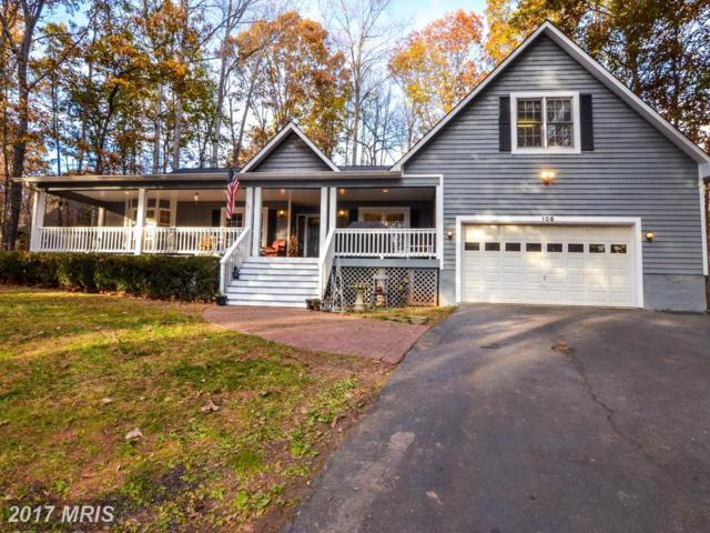 106 Flintlock Court, Locust Grove, VA 22508 (#OR10105503) :: Green Tree Realty