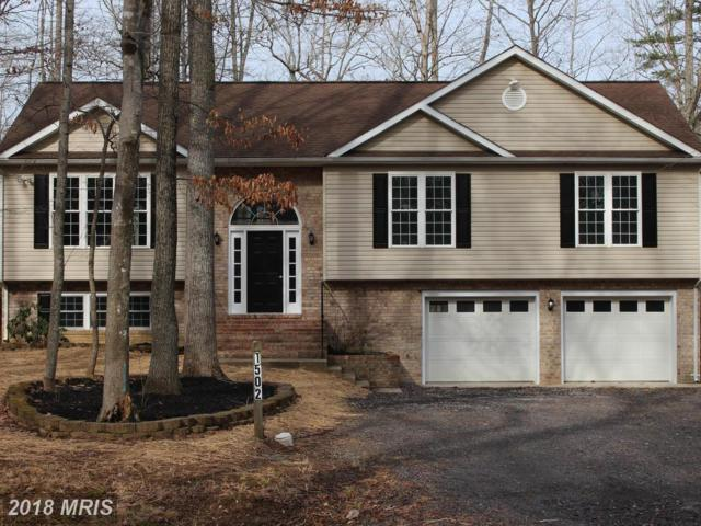 1502 Lakeview Parkway, Locust Grove, VA 22508 (#OR10153007) :: Green Tree Realty