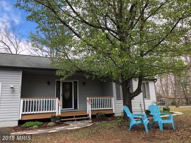 200 Liberty Boulevard, Locust Grove, VA 22508 (#OR10214296) :: Green Tree Realty