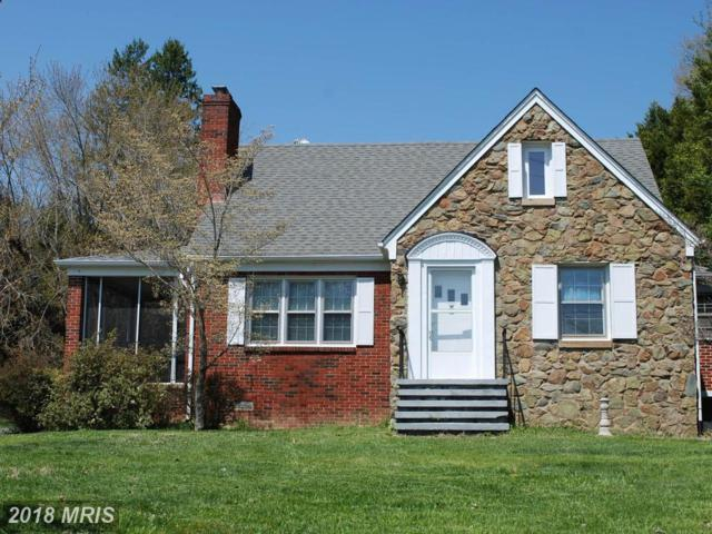 208 Gordon Avenue W, Gordonsville, VA 22942 (#OR10216650) :: The Nemerow Team