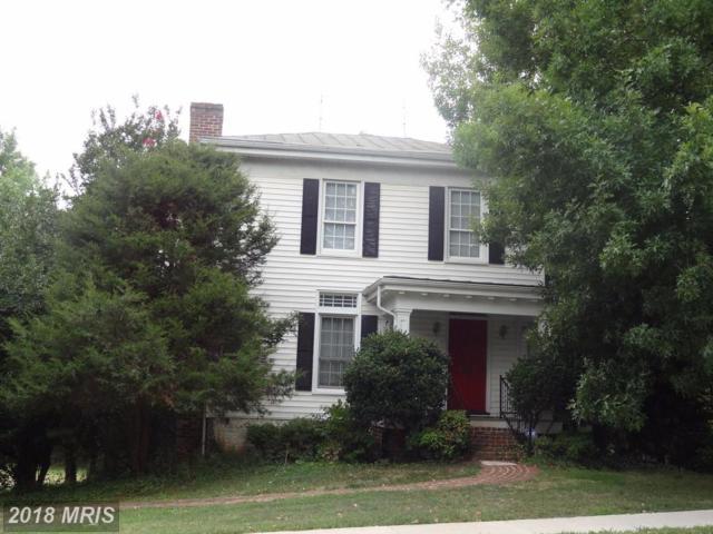 172 Byrd Street, Orange, VA 22960 (#OR10249634) :: RE/MAX Cornerstone Realty