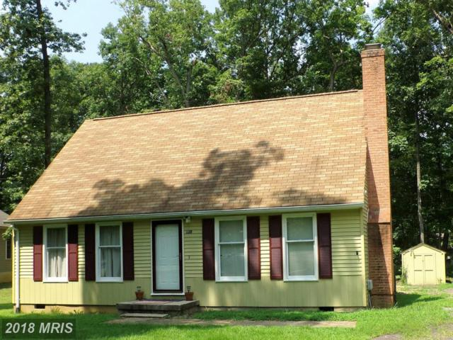 127 Parliament Street, Locust Grove, VA 22508 (#OR10321989) :: Green Tree Realty