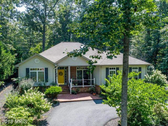 619 Mt Pleasant Drive, Locust Grove, VA 22508 (#OR10323748) :: Green Tree Realty
