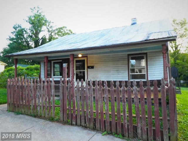 234 Madison Street, Orange, VA 22960 (#OR10326268) :: RE/MAX Cornerstone Realty