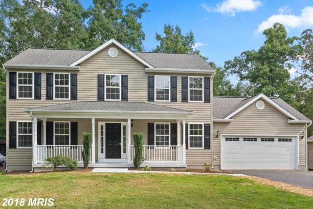 321 Yorktown Boulevard, Locust Grove, VA 22508 (#OR10352001) :: Browning Homes Group