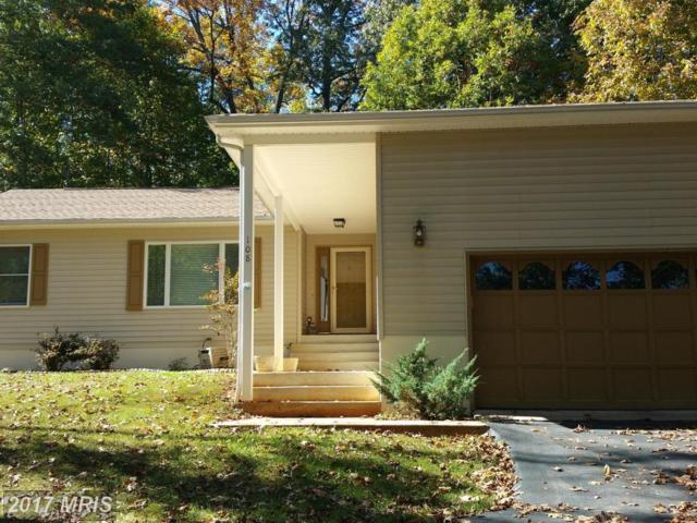 108 Indian Hills Road, Locust Grove, VA 22508 (#OR9960199) :: Green Tree Realty