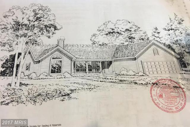 6481 Burr Hill Rd, Rhoadesville, VA 22542 (#OR9982604) :: RE/MAX Cornerstone Realty