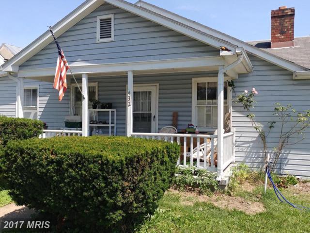 432 Mechanic Street, Luray, VA 22835 (#PA10023863) :: LoCoMusings