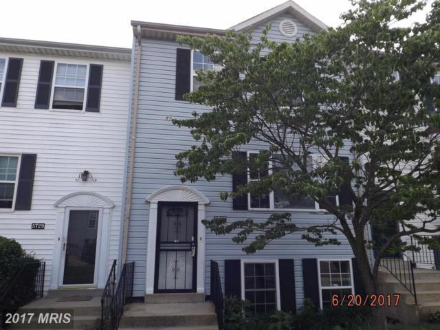 5727 Regency Lane, District Heights, MD 20747 (#PG10002557) :: LoCoMusings