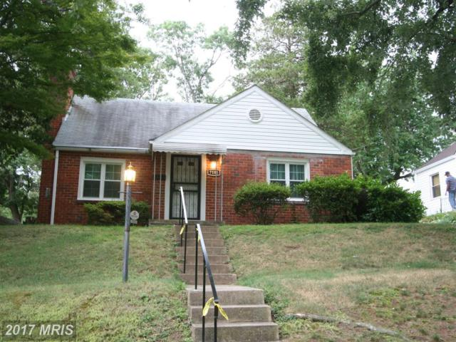 7103 Foster Street, District Heights, MD 20747 (#PG10004386) :: LoCoMusings