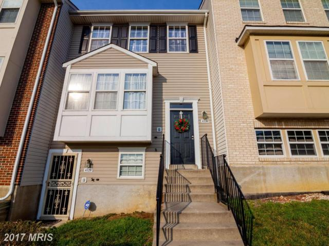 4130 Crab Apple Court #6, Suitland, MD 20746 (#PG10015018) :: Pearson Smith Realty