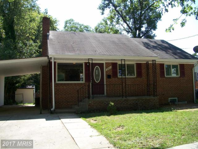 8403 14TH Avenue, Hyattsville, MD 20783 (#PG10020278) :: Pearson Smith Realty