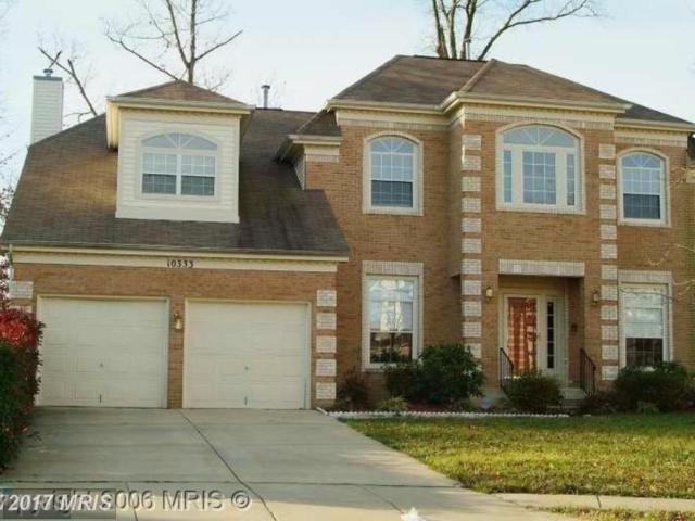 10333 Halton Terrace, Lanham, MD 20706 (#PG10022404) :: LoCoMusings