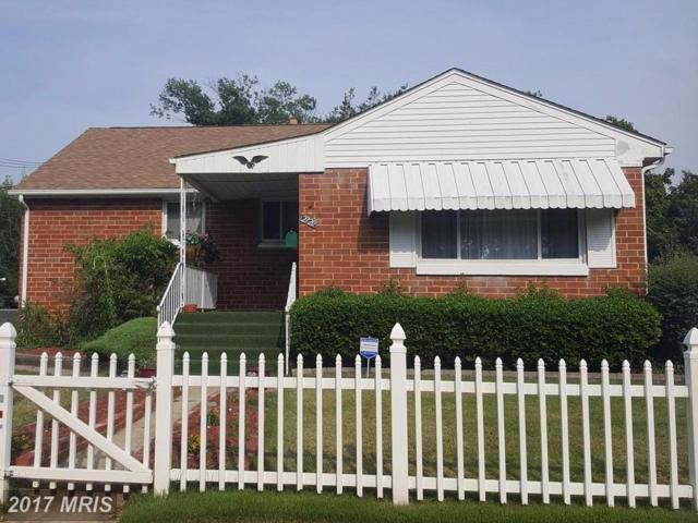 2720 Overdale Place, District Heights, MD 20747 (#PG10022945) :: Pearson Smith Realty