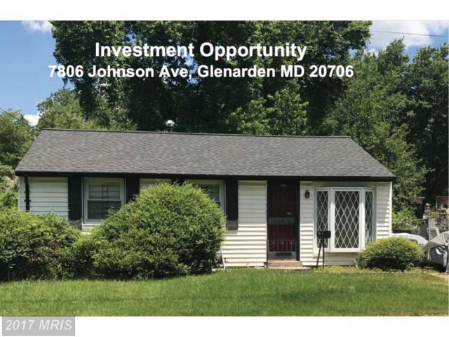 7806 Johnson Avenue, Glenarden, MD 20706 (#PG10027040) :: Pearson Smith Realty