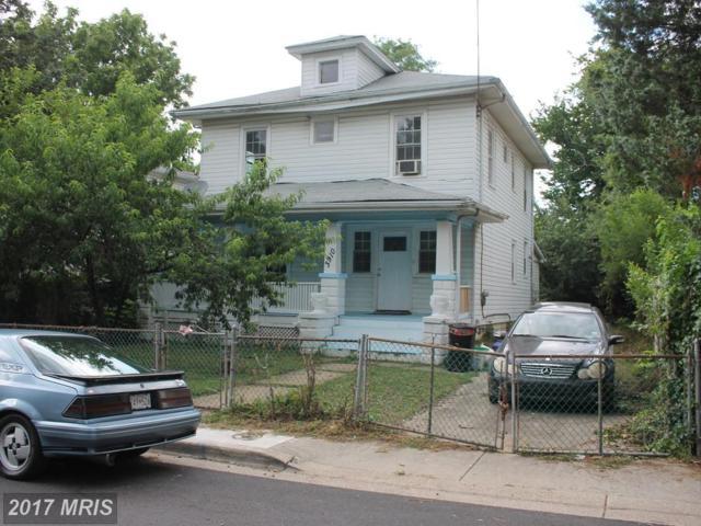 3910 Webster Street, Brentwood, MD 20722 (#PG10029894) :: LoCoMusings