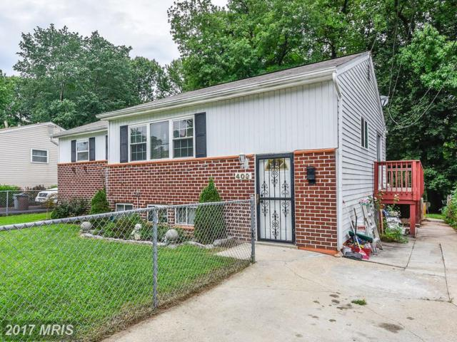 409 71ST Avenue, Capitol Heights, MD 20743 (#PG10032412) :: Pearson Smith Realty