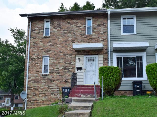 2 Daimler Drive #55, Capitol Heights, MD 20743 (#PG10034582) :: Pearson Smith Realty