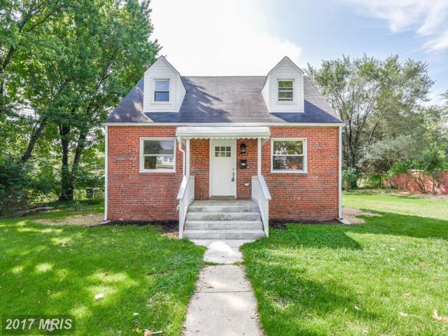 7511 Martha Street, District Heights, MD 20747 (#PG10034828) :: The Sebeck Team of RE/MAX Preferred