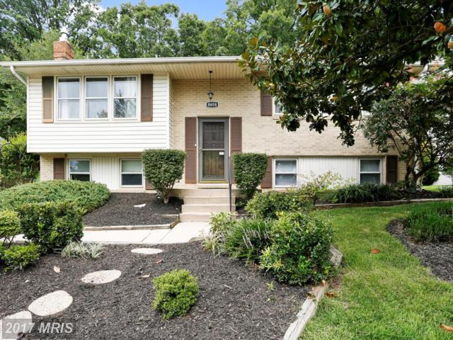 8604 Portsmouth Drive, Laurel, MD 20708 (#PG10039341) :: Pearson Smith Realty