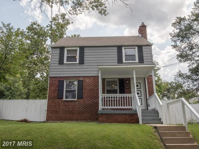 5703 Newton Street, Cheverly, MD 20784 (#PG10041556) :: Pearson Smith Realty