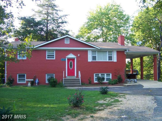 6708 Northam Road, Temple Hills, MD 20748 (#PG10041985) :: LoCoMusings