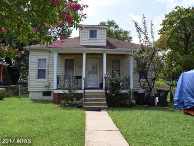 3913 Wallace Road, North Brentwood, MD 20722 (#PG10044451) :: Pearson Smith Realty