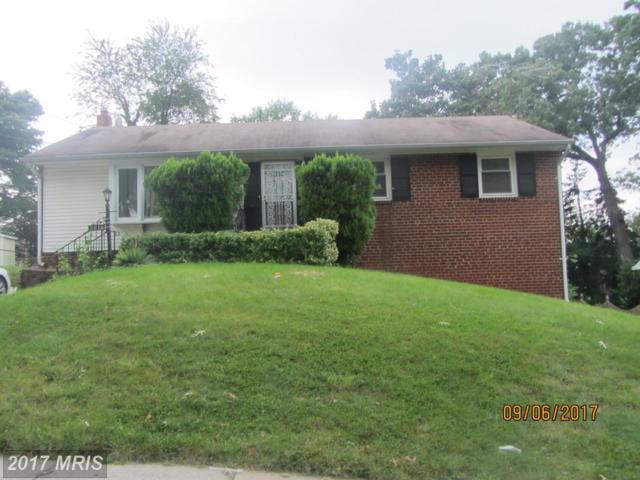 5816 Nystrom Street, New Carrollton, MD 20784 (#PG10049848) :: Pearson Smith Realty
