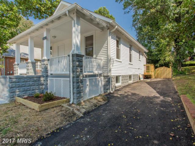526 Capitol Heights Boulevard, Capitol Heights, MD 20743 (#PG10049954) :: Pearson Smith Realty
