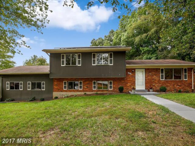 303 Warburton Oaks Drive, Fort Washington, MD 20744 (#PG10056181) :: LoCoMusings