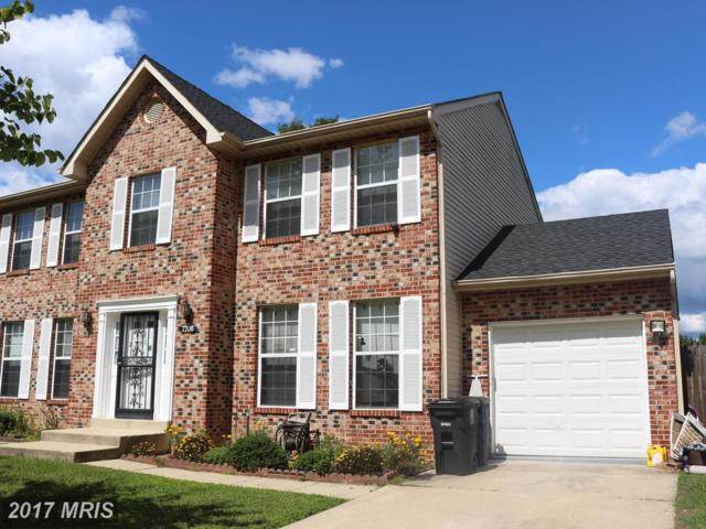 7708 Willow Hill Drive, Landover, MD 20785 (#PG10062259) :: The Hagarty Real Estate Team
