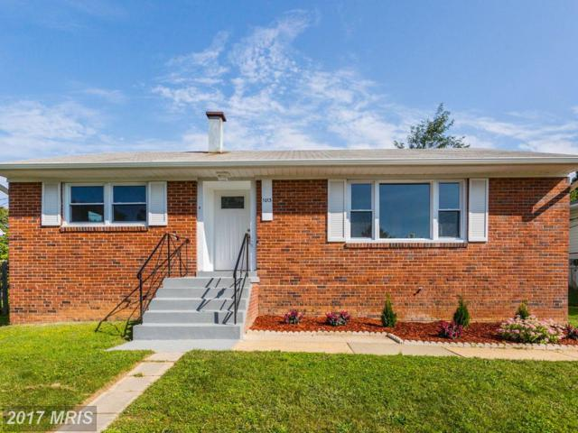 1013 Turney Avenue, Laurel, MD 20707 (#PG10064217) :: Keller Williams Pat Hiban Real Estate Group