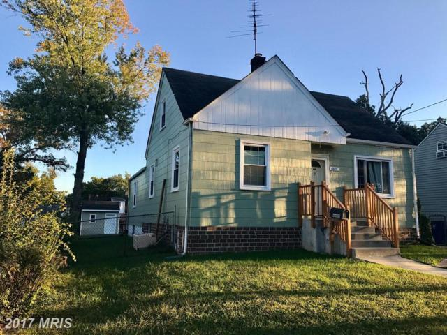 6605 Foster Street, District Heights, MD 20747 (#PG10071679) :: LoCoMusings